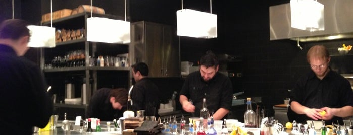 The Aviary is one of 100 Best things we ate (and drank) in 2011.