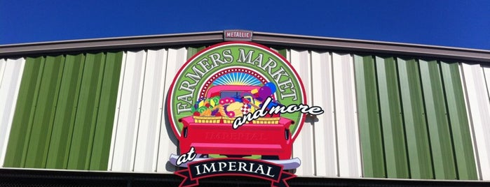 Farmers Market at Imperial is one of Best of Sugar Land #visitUS.