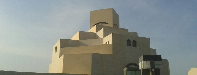 Museum of Islamic Art (MIA) is one of My Doha..