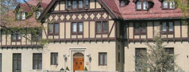 Vassar Alumnae House is one of Travel.