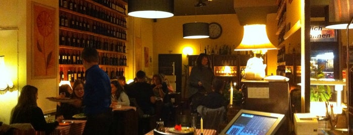Pane e Vino is one of My Berlin.