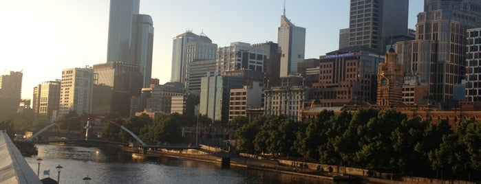 Yarra River is one of Guide to Melbourne's Best Spots.