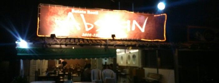 Abskan is one of Top 10 dinner spots in Niterói, Brasil.