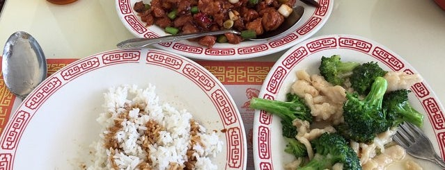 Szechwan Palace Restaurant is one of Food around LAX.