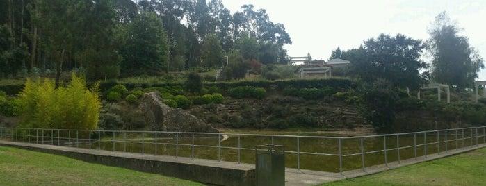 Parque Urbano dos Moutidos is one of A Corrigir 2.