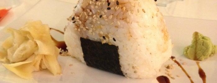SoSushi is one of 20 favorite restaurants.