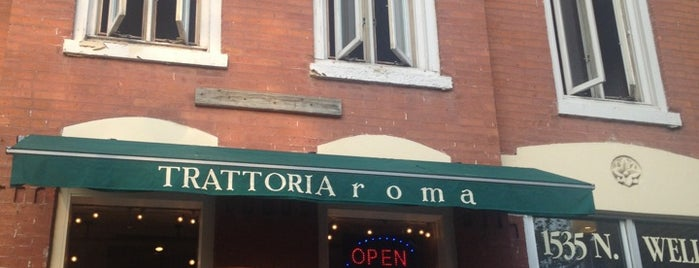 Trattoria Roma is one of Tasty.
