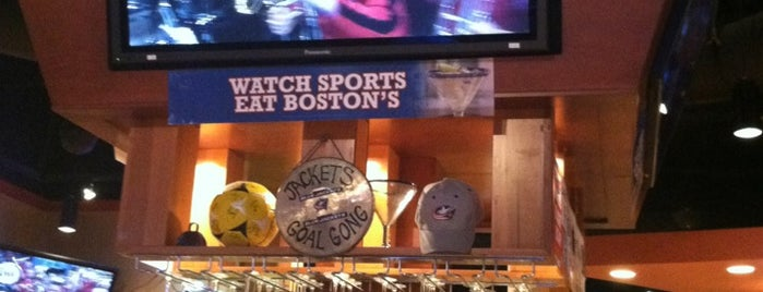 Boston's Restaurant & Sports Bar is one of Mayors.