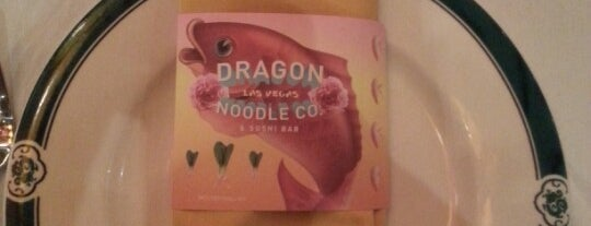 Dragon Noodle Co. is one of Check-In.