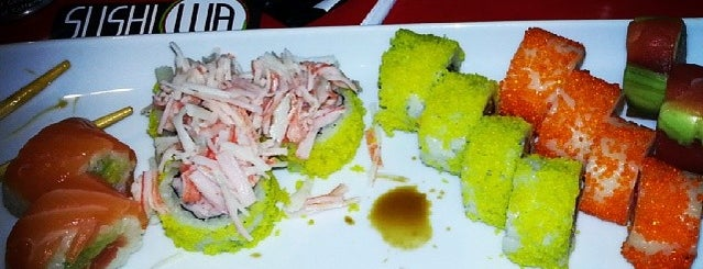Sushi Wa is one of Top Favorites Food Places in بيروت, Lebanon.