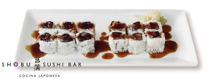 Shobu Sushi Bar is one of Restaurants japonesos a Palma.