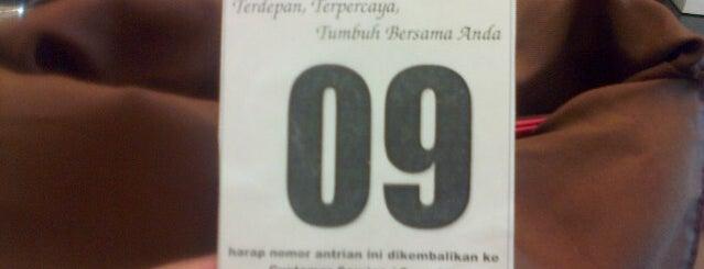 Bank Mandiri Cabang Cilandak is one of Map Jakarta.