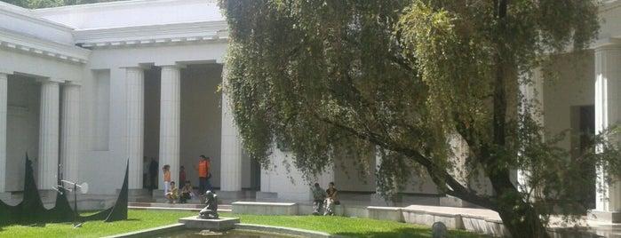 Museo de Bellas Artes is one of los mejores edificios de caracas.