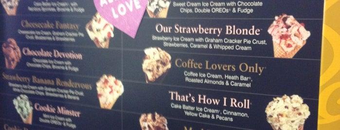 Coldstone Creamery is one of Donde pecar.