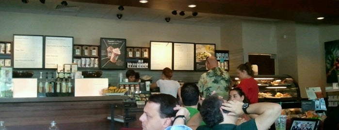Starbucks is one of Top 5 favorites places in Boca Raton, FL.