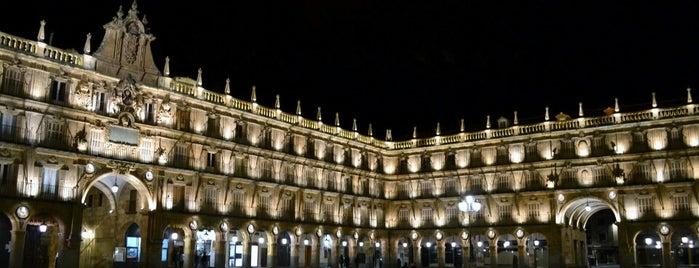 Plaza Mayor is one of @ Madrid (MD, España).