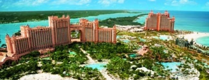 Atlantis Paradise Island Casino & Resort is one of fun.