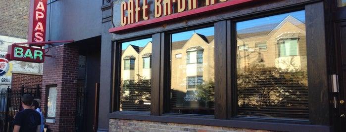 Café Ba-Ba-Reeba! is one of Culiner.