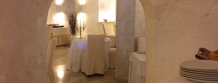 Sant'Angelo Hotel Matera is one of Matteo's tips.
