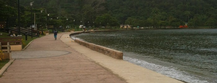 Williams Bay is one of Tobago.