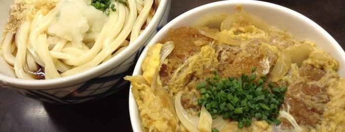 さぬき手打うどん 番丁 is one of めざせ全店制覇~さぬきうどん生活~ Category:Ramen or Noodle House.