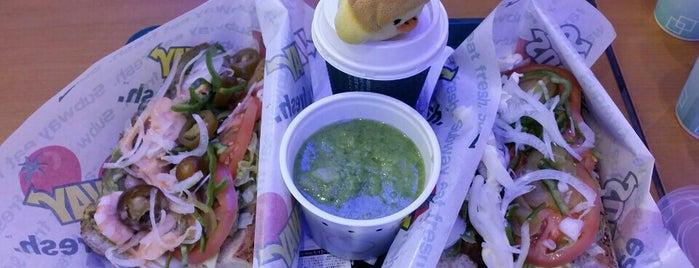 サブウェイ イオンモール熱田店 is one of SUBWAY中部 for Sandwich Places.