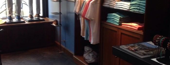 Artu Napoli is one of CityZine Gent Clothing.