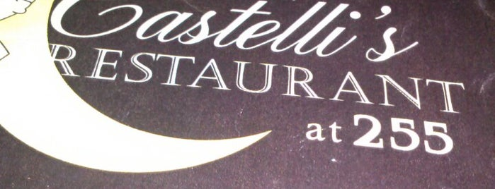 Castelli's Restaurant at 255 is one of The best things we ate in 2012.