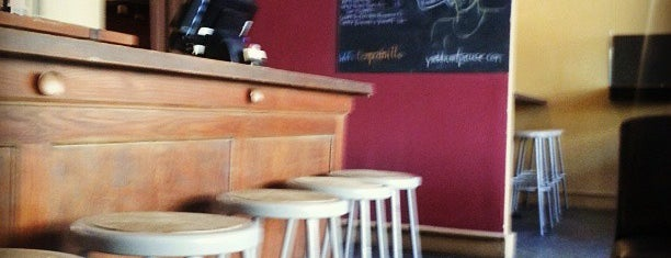 Yield Wine Bar is one of 2012 Restaurants.