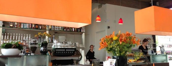 Doppio Espresso is one of Amsterdam.