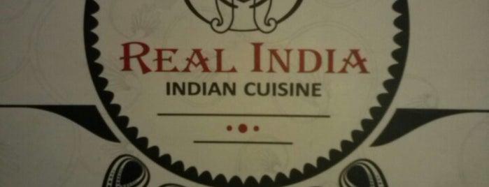 Real India is one of Restoran-kriticar.com.