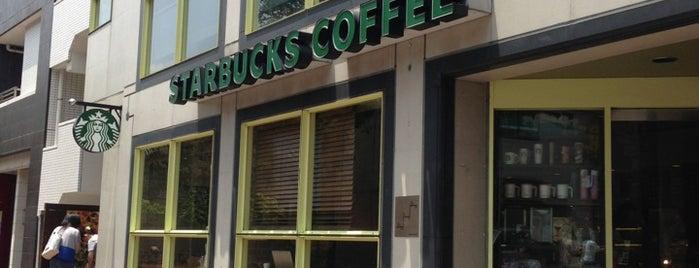 Starbucks Coffee 三軒茶屋店 is one of Starbucks Coffee (東京23区:千代田・中央・港以外).