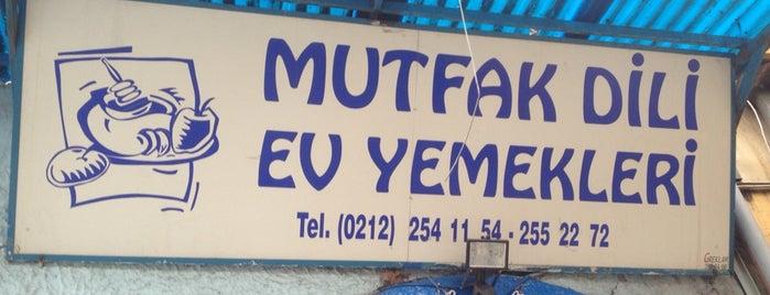 Mutfak Dili is one of Guardian Arka Sokak Lezzetleri.