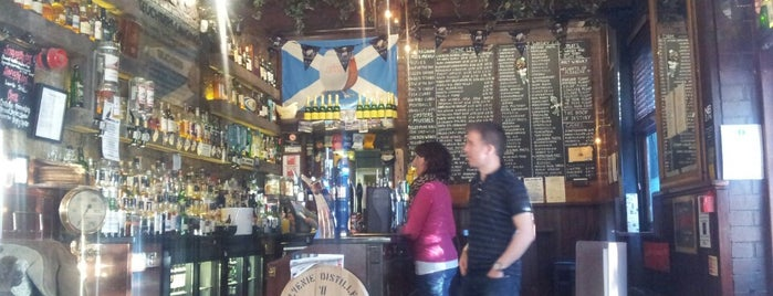 Teuchters Landing is one of Real Ale in Edinburgh.