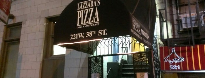 Lazzara's Pizza is one of Top picks for Italian Restaurants.