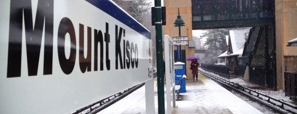 Metro North - Mount Kisco Train Station is one of Harlem Line (Metro-North).