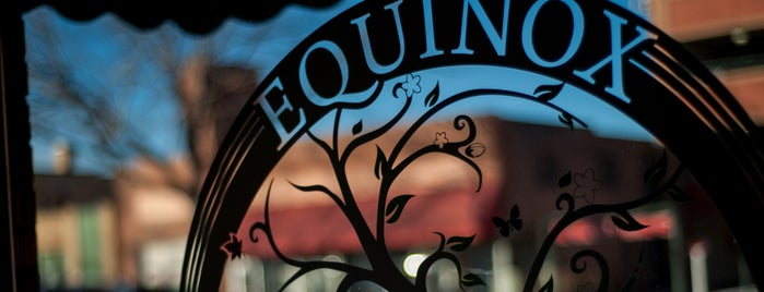 Equinox Brewing is one of Fort Collins Breweries.
