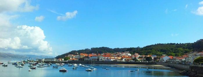 Corcubión is one of Concellos da Provincia da Coruña.