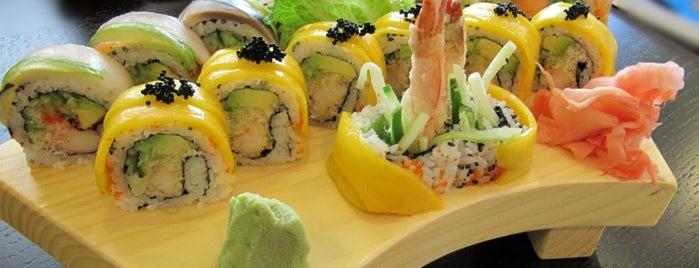 Yama Sushi is one of Eats.