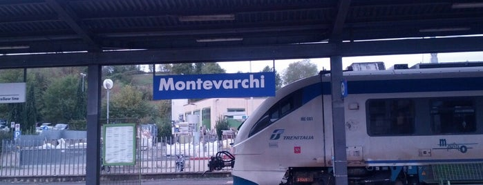 Stazione Montevarchi Terranuova is one of Loisirs.