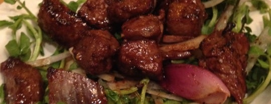 Present Vietnamese Restaurant is one of 100 Very Best Restaurants - 2012.