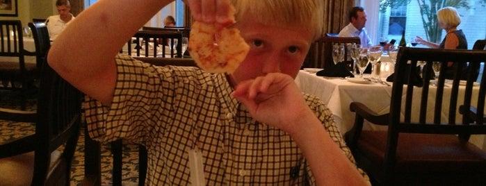 The Carolina Dining Room at Pinehurst Resort is one of My Great Eats List.