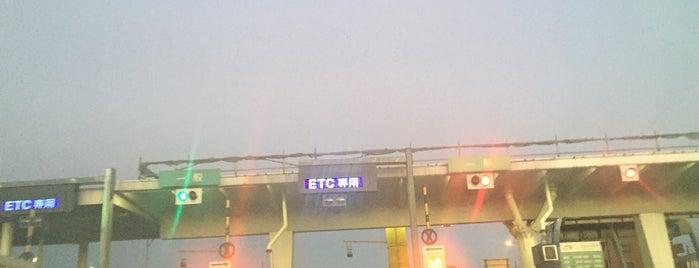 鶴ヶ島IC is one of 高速道路.