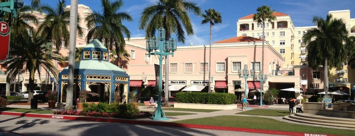 Mizner Park is one of Top 5 favorites places in Boca Raton, FL.