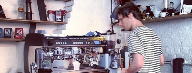 Protein by Dunne Frankowski is one of 100+ Independent London Coffee Shops.