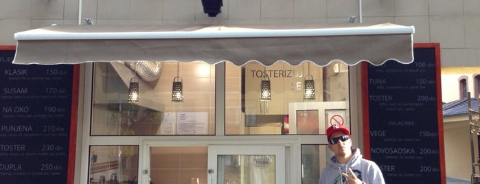 Toster is one of Restoran-kriticar.com.