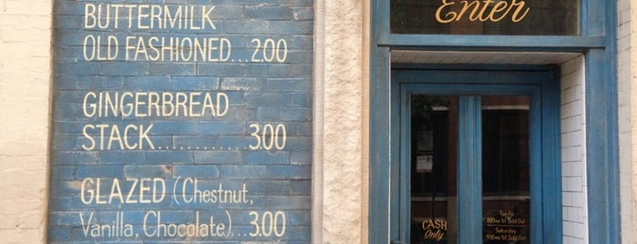 The Doughnut Vault is one of 100 Best things we ate (and drank) in 2011.