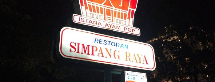 Restoran Simpang Raya is one of makan makaaaann.