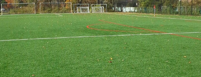 Little Ferry South Hackensack Soccer Field is one of most often.