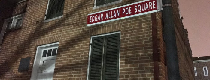 Edgar Allan Poe House & Museum is one of Family trips.